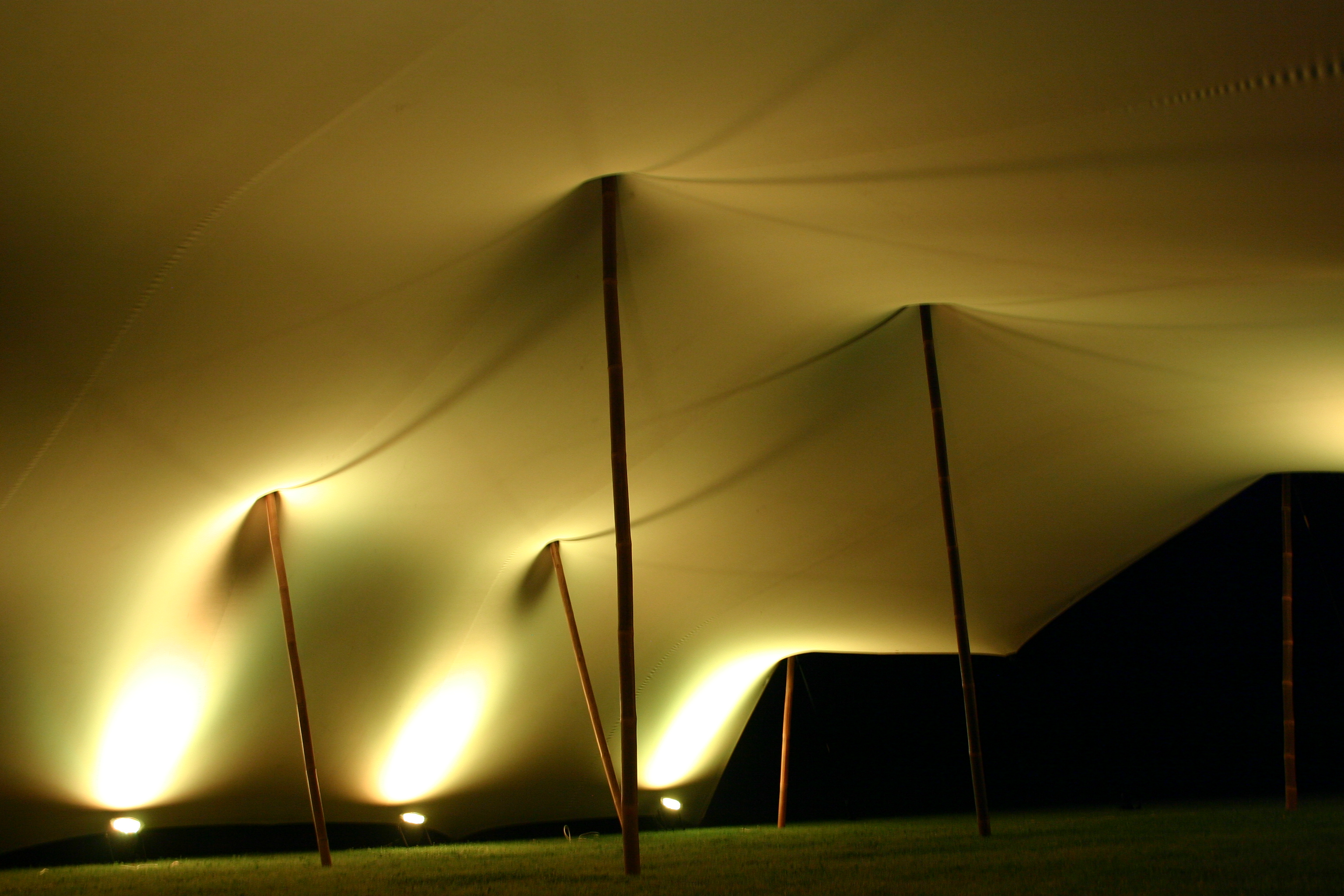 verlichting tentenverhuur starshade pagodetenten
